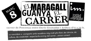 institut maragal al carrer